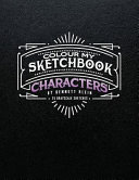 Colour My Sketchbook Characters
