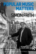 Popular Music Matters