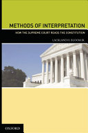 Methods of Interpretation