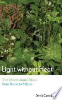 Light without Heat Book PDF