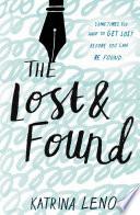 The Lost   Found Book PDF