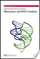 Ribozymes And Rna Catalysis book