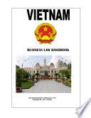 Vietnam Business Law Handbook
