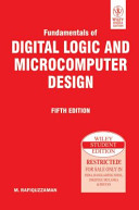 FUNDAMENTALS OF DIGITAL LOGIC AND MICROCOMPUTER DESIGN, 5TH ED (With CD )