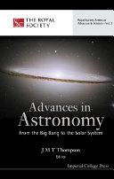 Advances in Astronomy