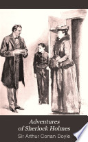 Adventures Of Sherlock Holmes : this 1892 book is arthur...