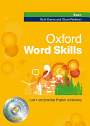 Oxford Word Skills  Basic  Student s Pack  Book and CD ROM