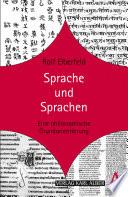 Sprache und Sprachen