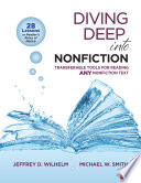 Diving Deep Into Nonfiction  Grades 6 12
