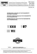 International Society for Photogrammetry and Remote Sensing  XVIIth Congress   International Archives of Photogrammetry and Remote Sensing