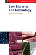 Law Libraries And Technology book