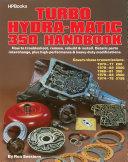 The Turbo Hydra-Matic 350 Handbook
