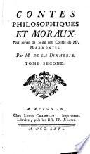 Contes philosophiques et moraux