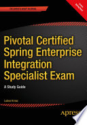 download ebook pivotal certified spring enterprise integration specialist exam pdf epub