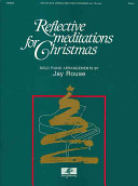 Reflective Meditations For Christmas