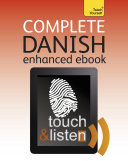 Complete Danish Teach Yourself Audio Ebook Kindle Enhanced Edition