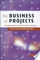 The Business Of Projects : published in 2005, by showing how leading...