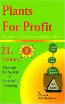 Plants for Profit