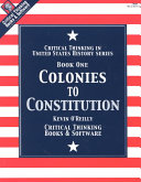 Colonies to Constitution