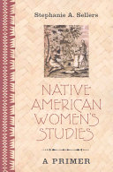 Native American Women s Studies