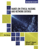 download ebook hands-on ethical hacking and network defense pdf epub