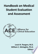 Handbook On Medical Student Evaluation And Assessment