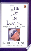 Joy In Loving : Guide To Daily Living Wi