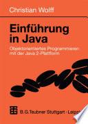 Einf Hrung In Java