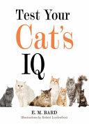Test Your Cat s IQ