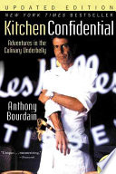 Kitchen Confidential Updated Ed Book Cover