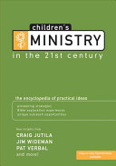 Children s Ministry in the 21st Century