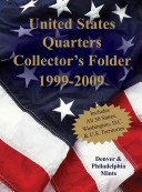 United States Quarters Collector s Folder 1999 2009