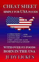 Cheat Sheet Simply For Usa Foods