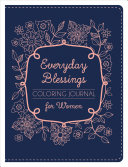 Everyday Blessings Coloring Journal for Women