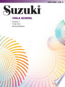 Suzuki Viola School   Volume 5  Revised