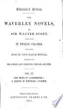 The waverly novels
