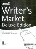 2008 Writer s Market Deluxe Edition