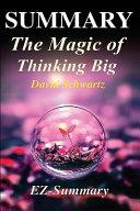 Summary   The Magic of Thinking Big