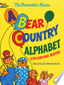 The Berenstain Bears      A Bear Country Alphabet Coloring Book