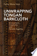 Unwrapping Tongan Barkcloth