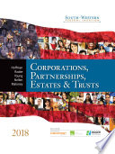 South Western Federal Taxation 2018  Corporations  Partnerships  Estates and Trusts
