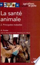 illustration du livre La santé animale