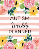 Autism Weekly Planner