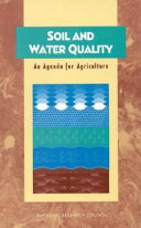 Soil and Water Quality