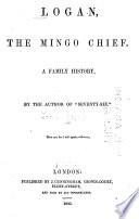 Logan The Mingo Chief