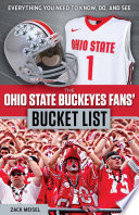 The Ohio State Buckeyes Fans Bucket List
