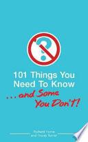 101 things