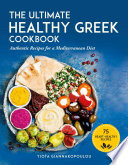 The Ultimate Healthy Greek Cookbook