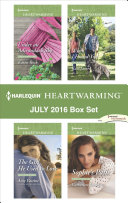 Harlequin Heartwarming July 2016 Box Set