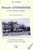 Histoire d'Annemasse et des communes voisines